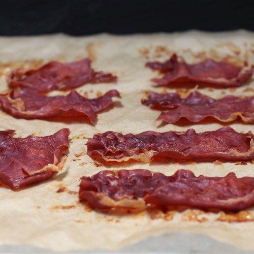 Crispy Parma Slices Lynda Balslev