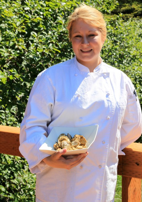 Tutka Cooking Class Lynda Balslev