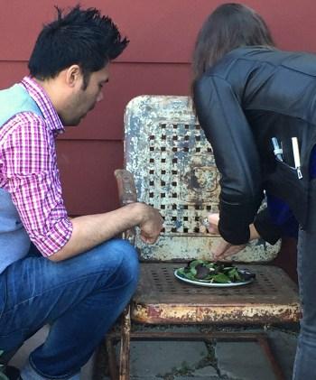 cook salad