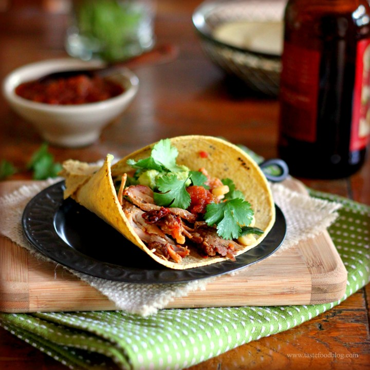 Chipotle Braised Pork Carnitas