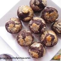 Muffin Chocolate & Dừa khô