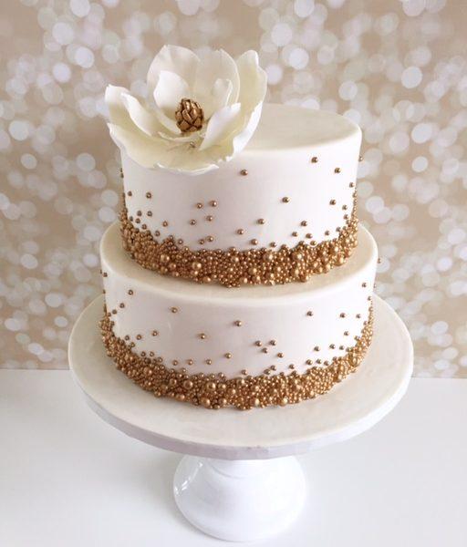 Tasteful Cakes Inc Golden Pearls