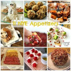 11 NYE Appetizers
