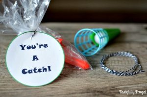 If you have a baseball fan in the house this Valentine is sure to be a hit!