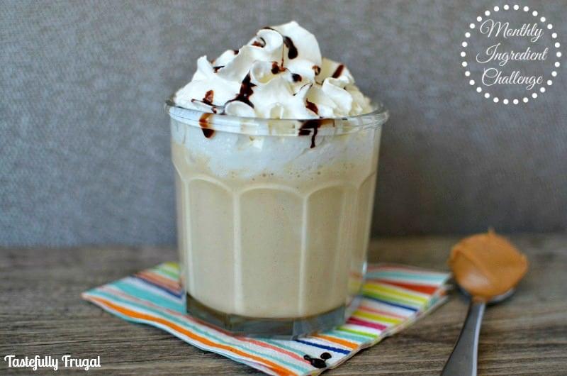 Thick & Creamy Peanut Butter Milk Shake