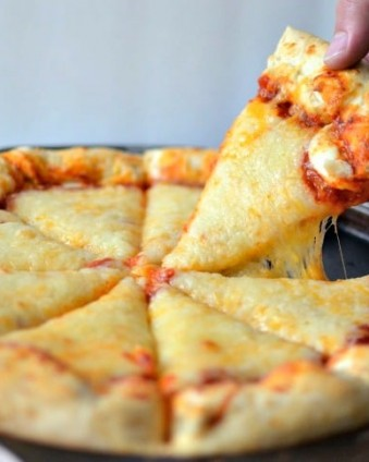 5 Cheese Stuffed Crust Pizza: A Cheese Lover's Dream