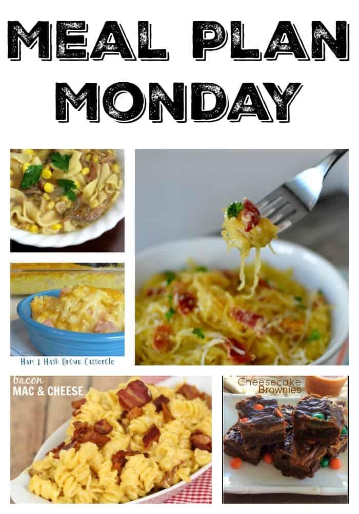 Meal Plan Monday on Tastefully Frugal