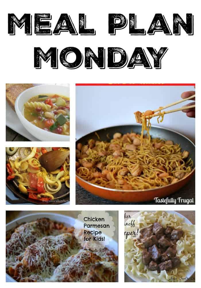 Meal Plan Monday #3