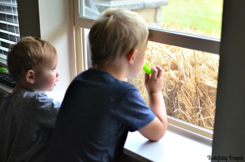 8 Hidden Dangers for Children Inside Your Home and 8 Easy Ways To Toddler Proof Your Home #ad #SafeandStylish #WindowSafety