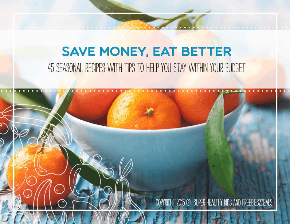 Save Money, Eat Better