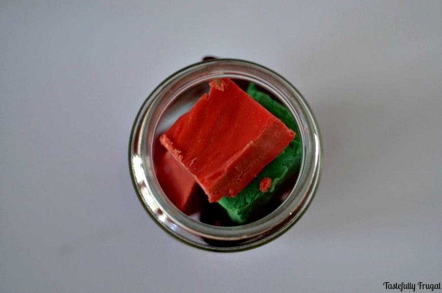 Christmas Fudge: A Bright & Fun Twist on A Favorite Recipe | Tastefully Frugal #ad #HolidayRemix