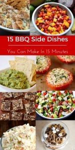 15 BBQ Side Dishes You Can Make In 15 Minutes | Tastefully Frugal