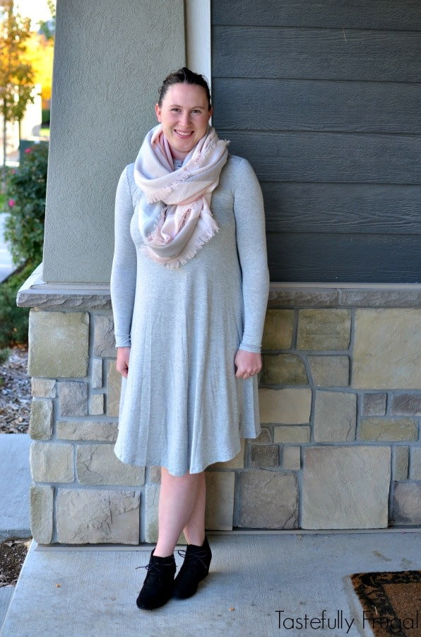 Remi Swing Dress: From Playground to Date Night | Tastefully Frugal