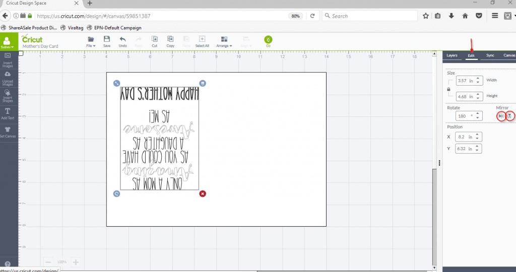 How To Make Custom Cards with Cricut