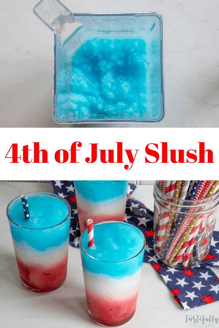 Make this patriotic treat for your 4th of July BBQs!