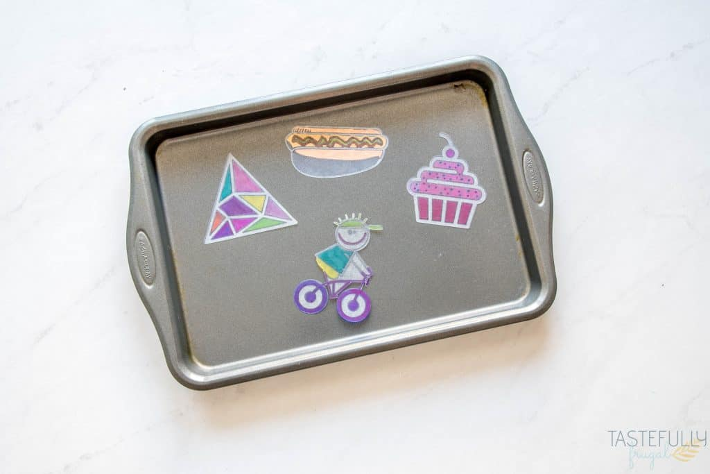 Make Shrinky Dinks with your Cricut #ad