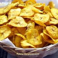 Kerala  Banana/Plantain Chips (Ethakka/ Nenthrakka/ Kaya Upperi)