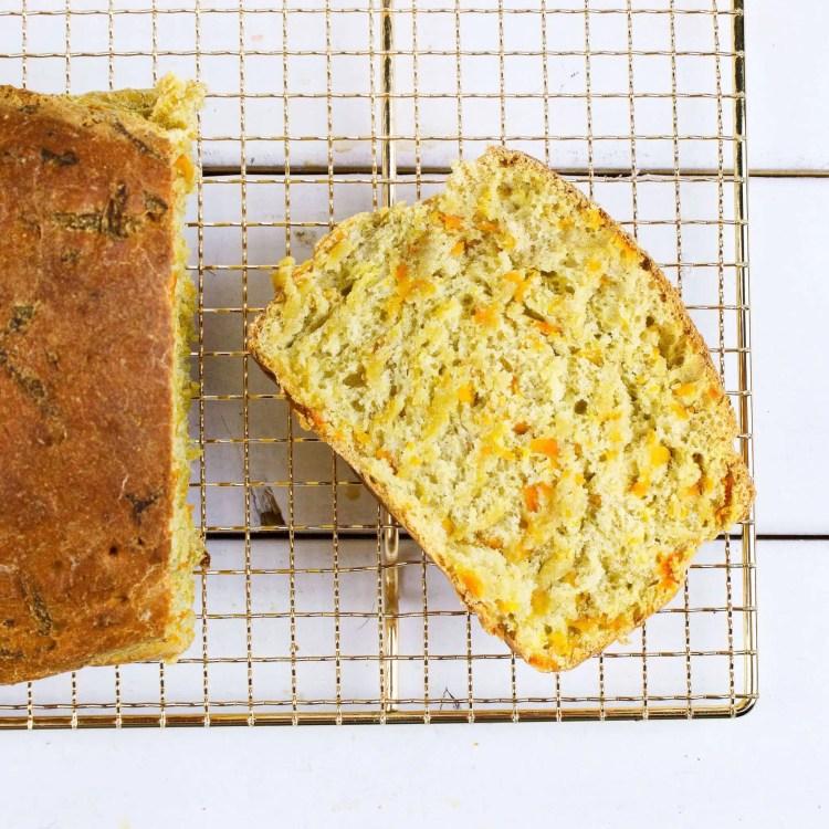 Pear &Pumpkin Bread - VeGaN
