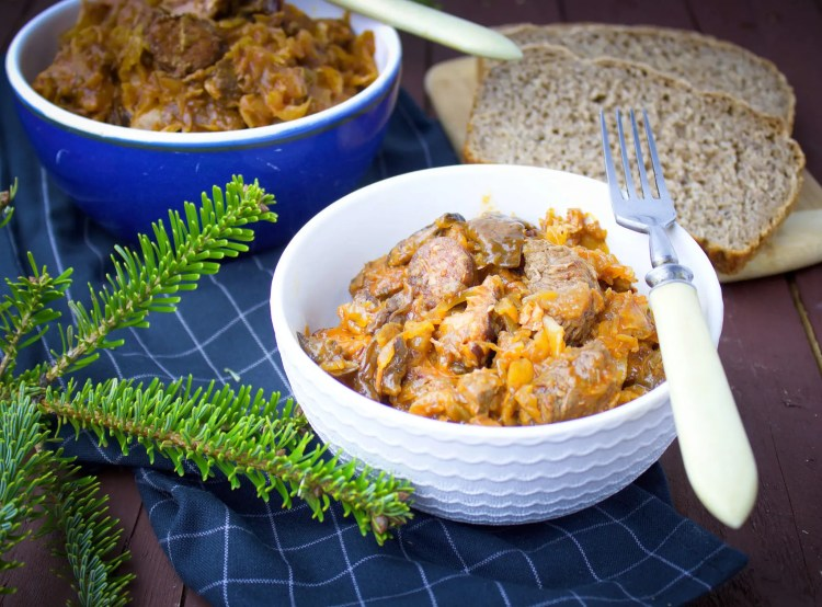 Traditional Polish BiGOS