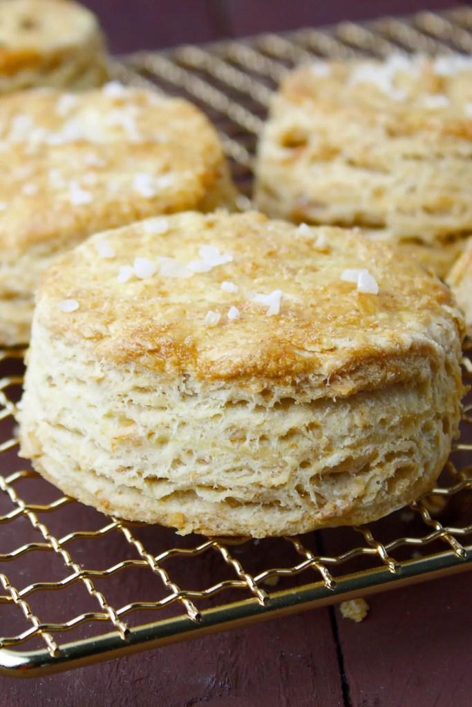 Crackling scones - a Hungarian classic