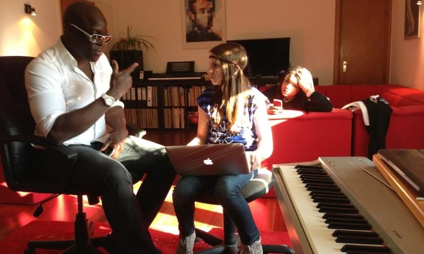 Vocalcoaching mit Carl Ellis