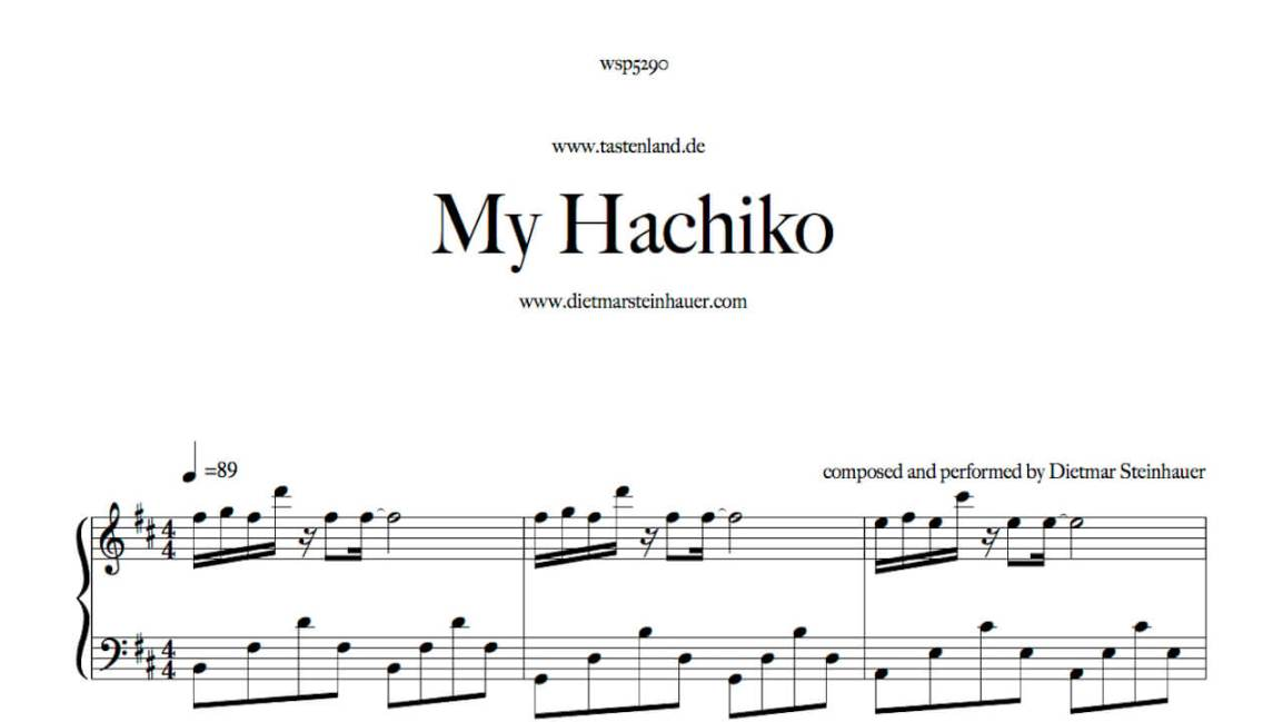 Das letzte und beste Arrangement von Hachiko