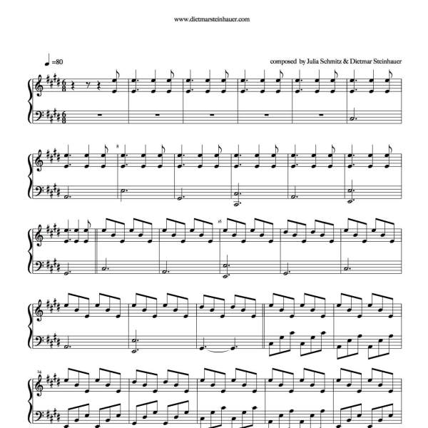 Serenade Single Piano