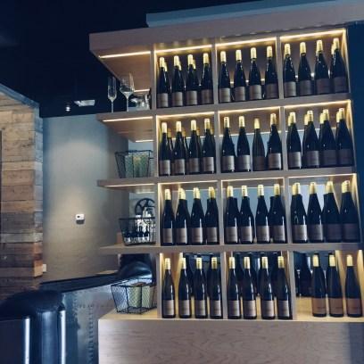 Aridus Wine Tasting Room