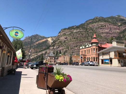 Historic Mountain Town