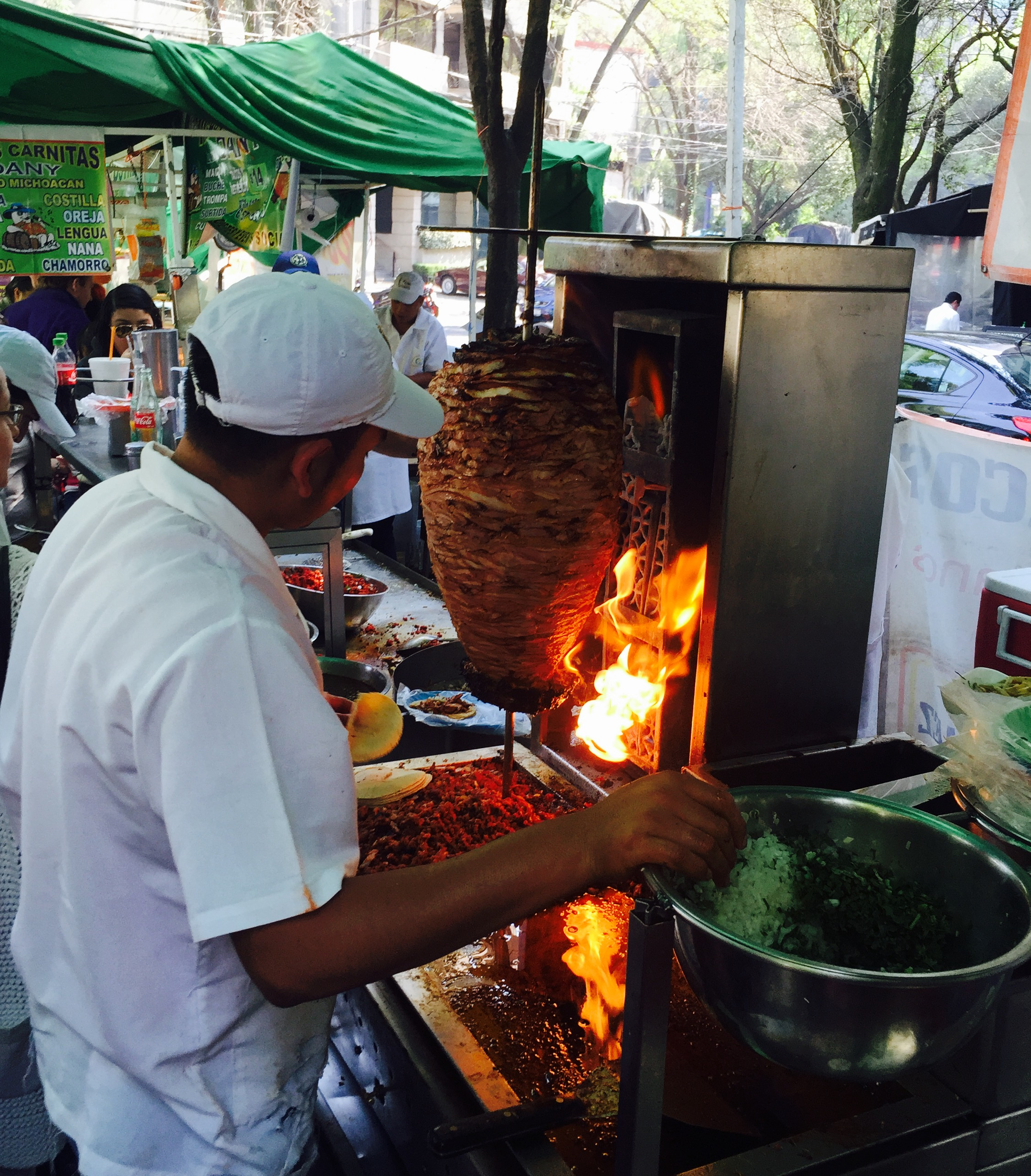 Mexico City Must Try Food