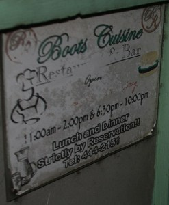 Boots Cuisine, St. George's, Grenada