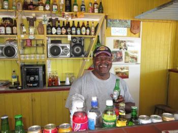 Smiling Harry's, Freetown, Antigua