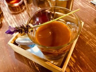 Lavender Coffee at Lavanda Cafe San Miguel de Allende