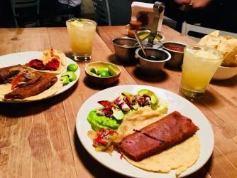 Tacos at Don Taco Tequila San Miguel de Allende