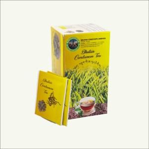 Bhutan Cordyceps Sinensis Cardamon tea