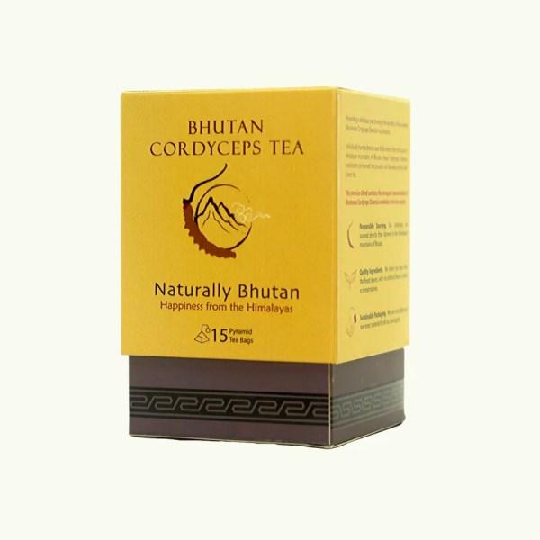 Bhutan Cordyceps Superior Tea Naturally Bhutan 1