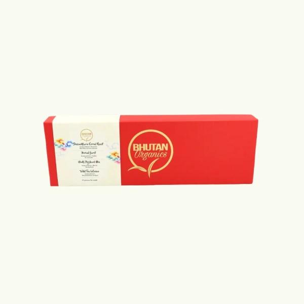 Bhutan Organics Tea Box Set