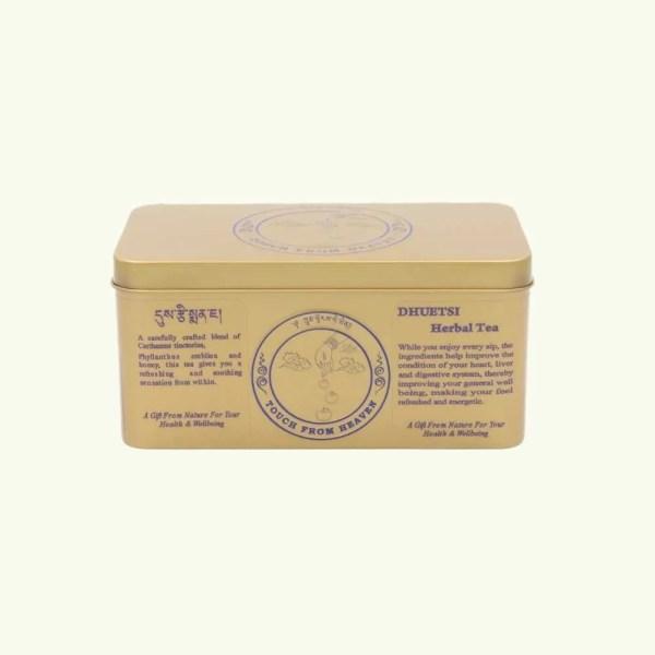 Dhuetsi Herbal Tea - Tin container 2