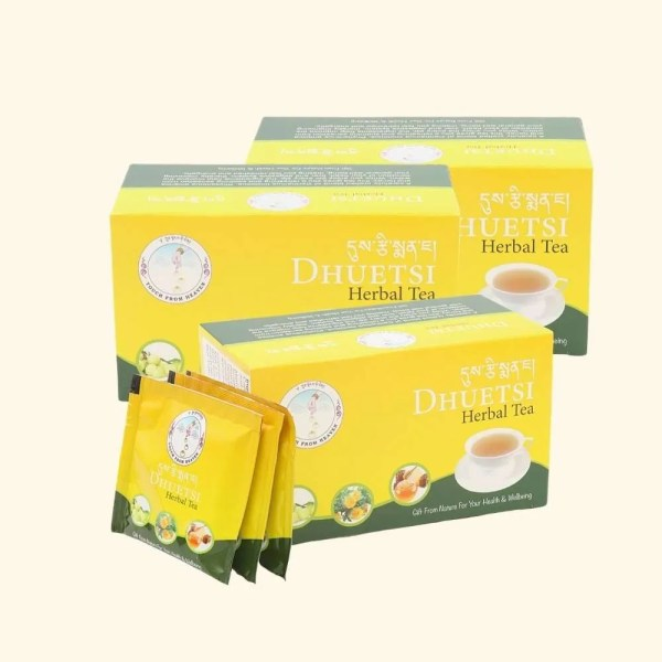 Dhuetsi Herbal Tea by Touch from Heaven 2