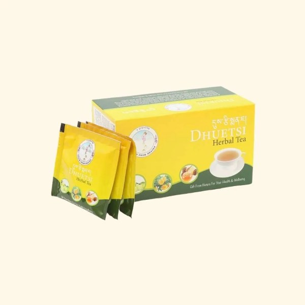 Dhuetsi Herbal Tea by Touch from Heaven 3