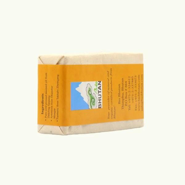 Turmeric and Artemisia Soap 3