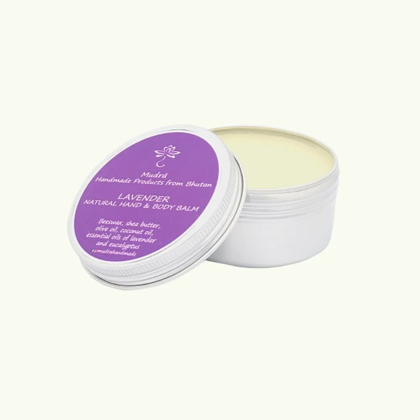 Natural Lavender Hand and Body balm