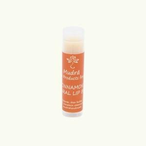 cinnamon Lip Balm by Mudra 1
