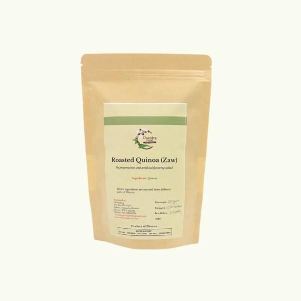 Organic Roasted Quinoa by Chuniding Food 1