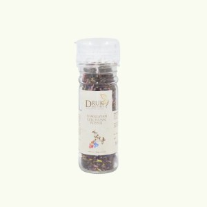 Sichuan pepper and edible flowers mill 1