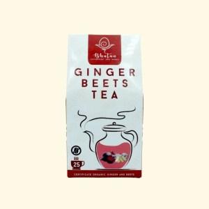 Bhutan Superfood - Ginger Beetroots Tea 2