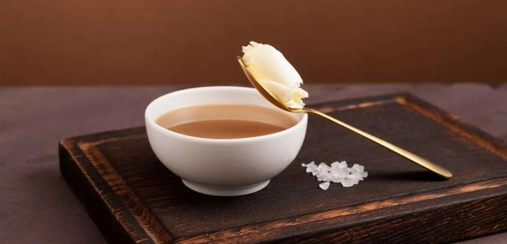 Traditional Bhutanese Tea, suja