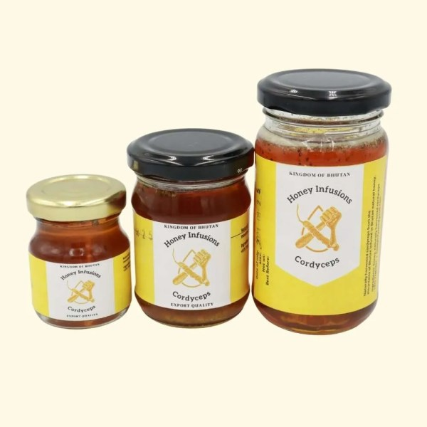Cordyceps infused Honey from Bhutan 4