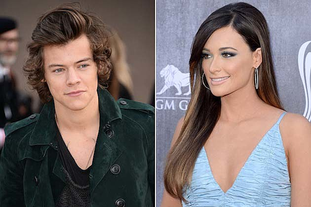 Image result for kacey musgraves and harry styles