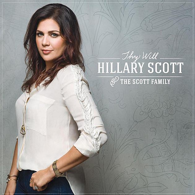 Hillary Scott Thy Will Cover